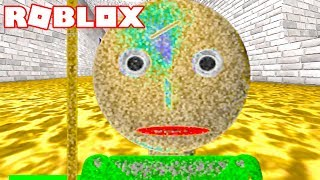 Roblox Baldi's Basics in Education and Learning