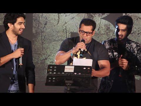 UNCUT - Hero Movie Music Concert | Salman Khan | Rahat| Sooraj | Athiya | Armaan Malik