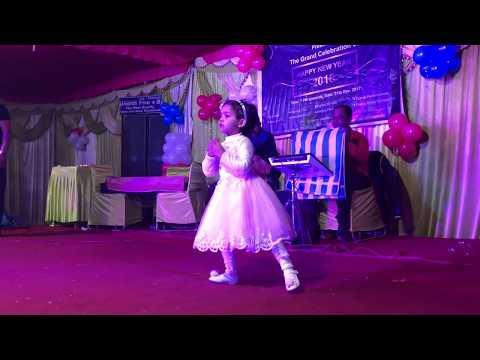 Mujhe maaf karna Om sai ram... Cute baby dancing