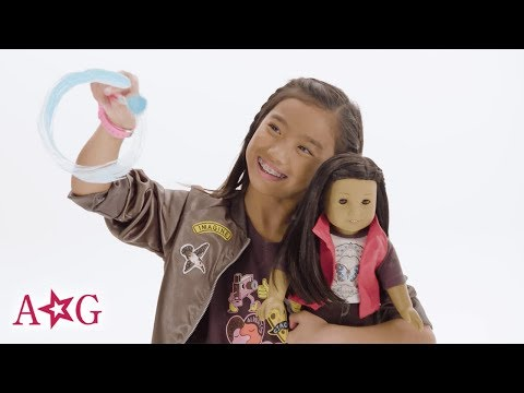 Create Your Own (Music Video) | @American Girl