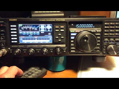 Great HF Propagation WWV Monitored On All Frequencies