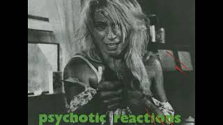 V/A Psychotic Reactions  Sixties punk and psych rarities   (60's Grarage )