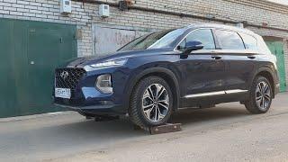 Как гребёт Hyundai Santa Fe V6? Стенд вскрывает правду!