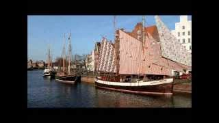 IKEA verzaubert LÜBECK - Das Segelschiff im Museumshafen - Die FRIDTHJOF