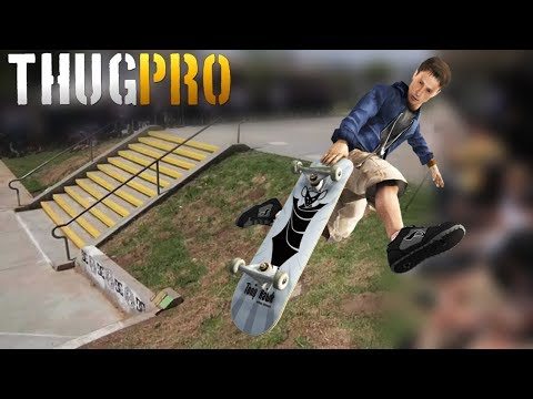 Famous Spots in The Tony Hawk Games - THUG PRO