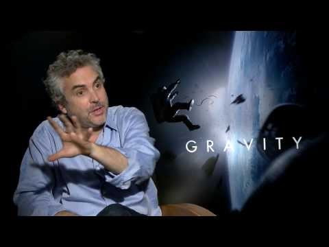 Alfonso Cuaron Talks Gravity (2013)