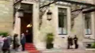 Mariage à l'Hôtel de ville de Bruxelles