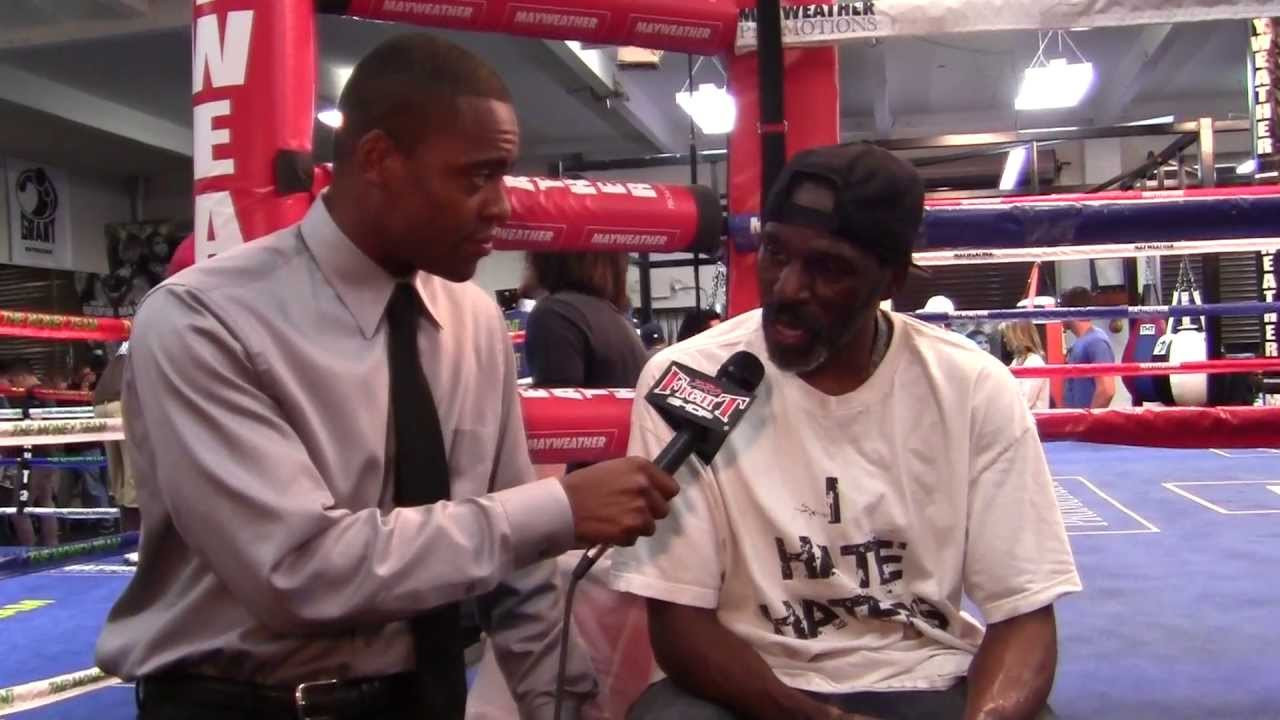 LEAD TRAINER! [not Floyd Mayweather Sr ...