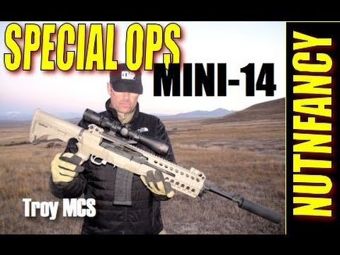 Special Ops Mini 14 By Nutnfancy Youtube