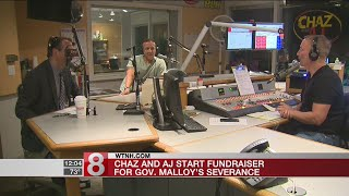 Video Radio station raising money for governor's resignation download MP3, 3GP, MP4, WEBM, AVI, FLV September 2018