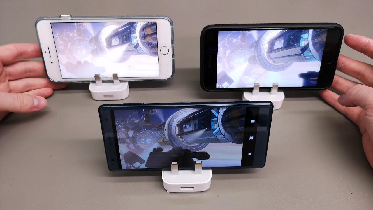 Apple A11 vs Snapdragon 845 vs A10 Benchmark