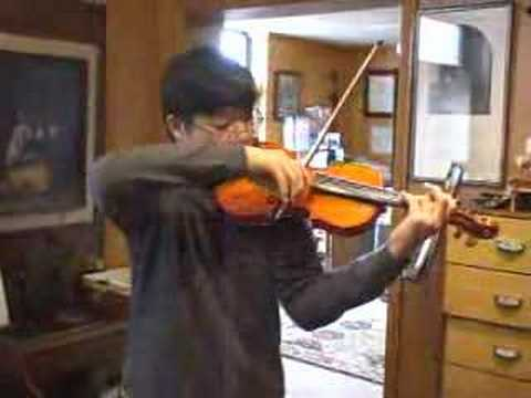 Two violins was made by Peter Prier