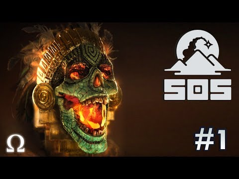 MAD RUSH FOR THE CHOPPER! | SOS #1 Survival Multiplayer Gameplay Ft. Delirious, Randoms