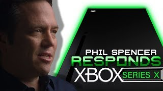 Phil Spencer DEFENDS Xbox Series X | Next Gen Xbox Console Power Use, New Xbox Games Mandates & More