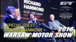 Richard Hammond @ Warsaw Motor Show 2018 | The Grand Tour Season 3 Updates