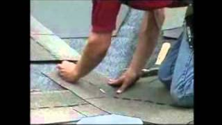 'Asphalt Shingles Roofing - How to Install Valley' by RoofRepair101