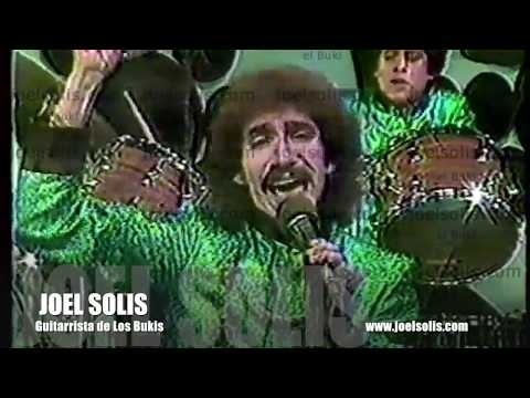 Necesito una Compañera | Los Bukis en Vivo | 1983 | Joel Solis Oficial