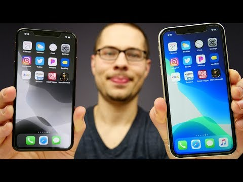 IPhone XS Max Vs IPhone 11 Speed Test!
