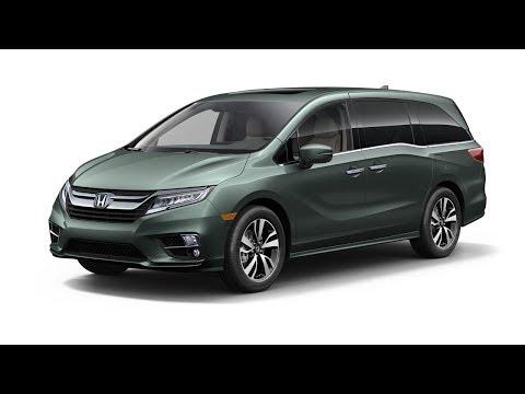 2020 Honda Odyssey Redesign