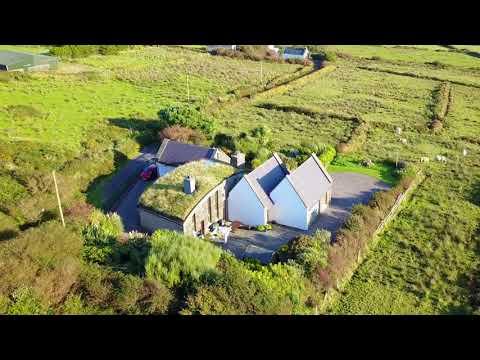 Solar House Drone 1080p