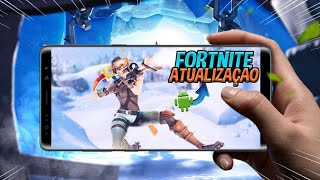 Left!! FORTNITE ANDROID APK MOD RUNNING ON MORE ANDROID DEVICES-DOWNLOAD APK!!