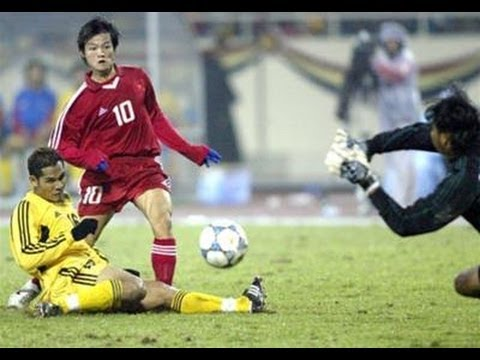 Phạm Văn Quyến goal (vs U23 Malaysia) #2 - 09/12/2003
