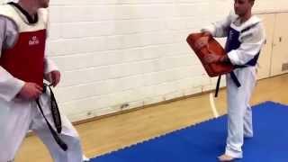 Upper street Taekwondo wtf Olympic style