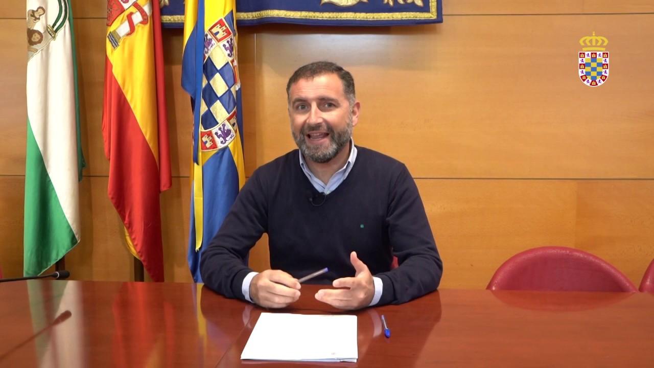 22/04/2020 Comparecencia del alcalde de Moguer sobre el Covid-19