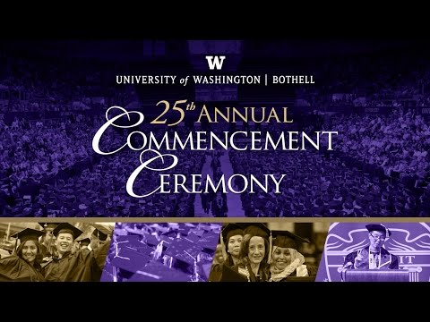 2016 UW Bothell Commencement Live Feed