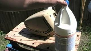 How To Remove Rust From A Motorcycle Gas Tank In 10 Minutes
