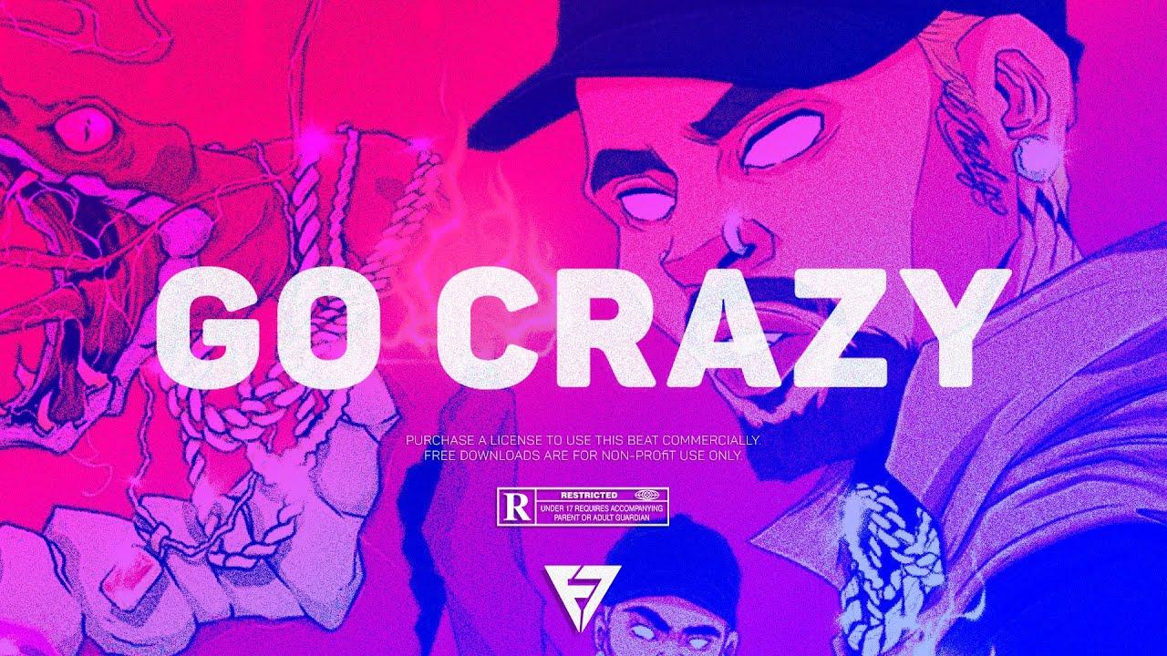 Download Chris Brown, Young Thug - Go Crazy (Feat. Miles B.) (Remix)   RnBass 2020   FlipTunesMusic™