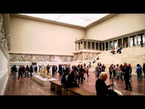 Pergamon Altar - Pergamon Museum, Berlin, Germany