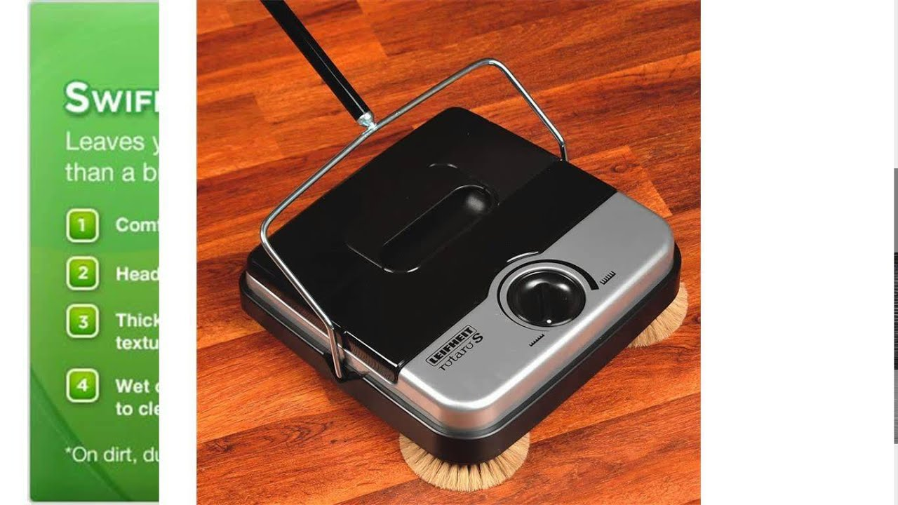 Hardwood Floor Sweeper Youtube