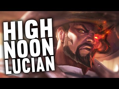 Imaqtpie - HIGH NOON LUCIAN