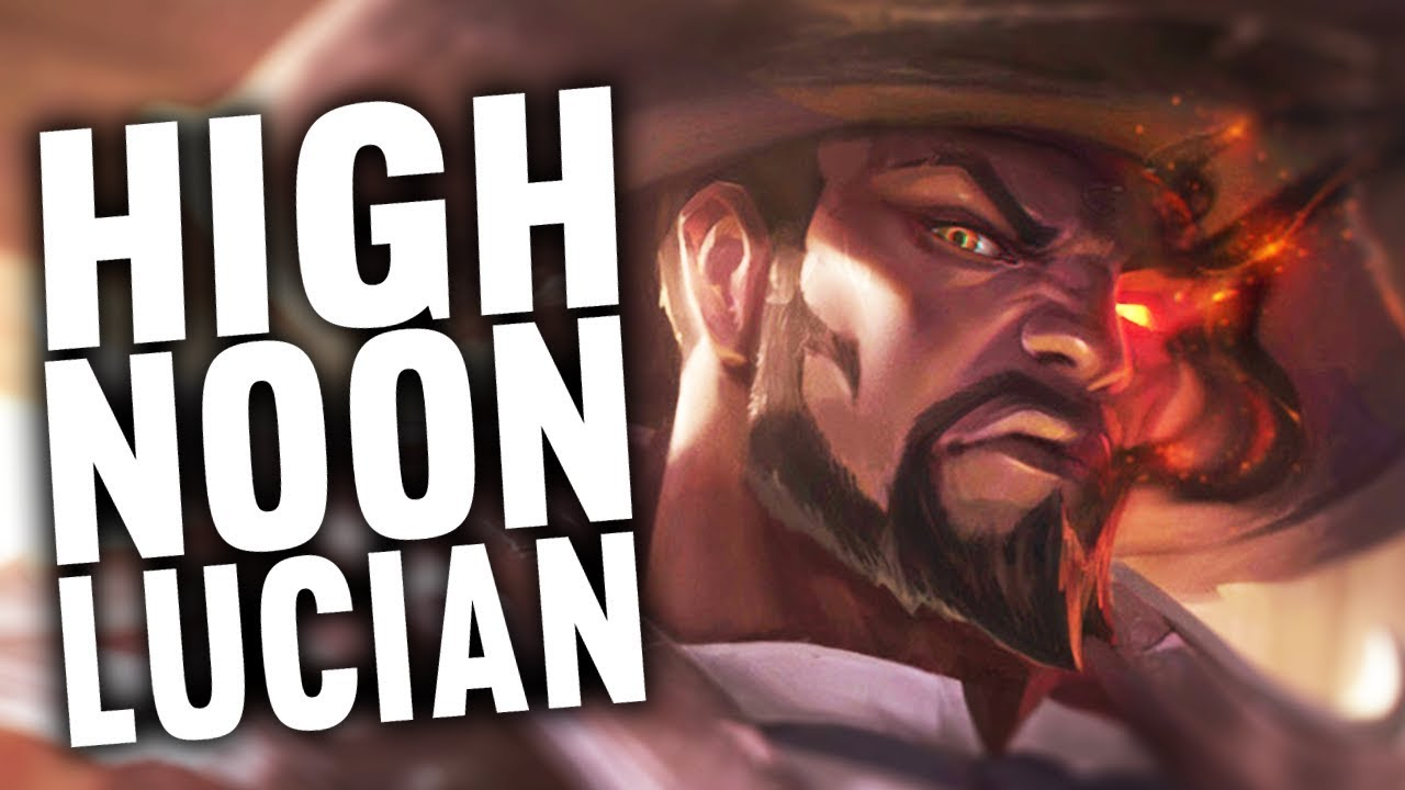 Download Imaqtpie - HIGH NOON LUCIAN