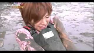 111119 SNSD Sunny Seduction @ Invincible Youth 2 Ep 2 cut - Stafaband