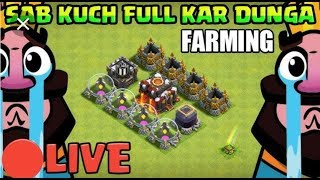 Clash of Clans live ,,SUNDAY BASE VISIT♥️♥️♥️