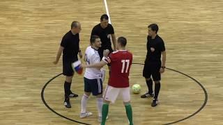 Товарищеский матч. Венгрия - Россия. 2-1 - 03.12.19 - Матч №2
