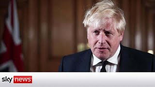MP killing: 'Our hearts are full of shock and sadness' - Boris Johnson