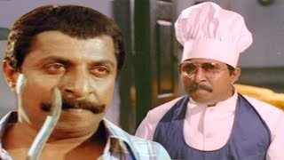 Sreenivasan Hit Movie Non Stop Comedy  Scene | Mohanlal  & Mammooty Comedys | Comedy Collection