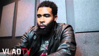 Pharoahe Monch Talks Jamar