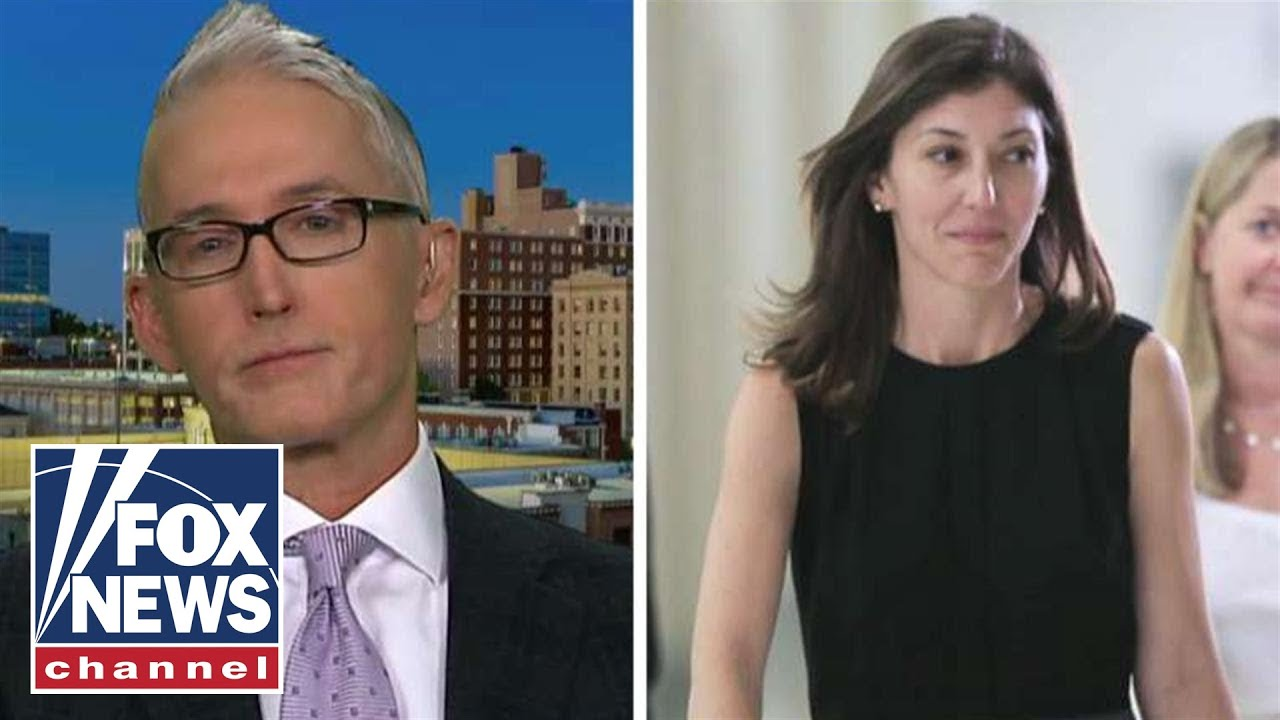 Gowdy reacts to Lisa Page unloading on Trump in new interview