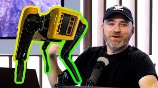 Lew Later On Buying Spot From Boston Dynamics