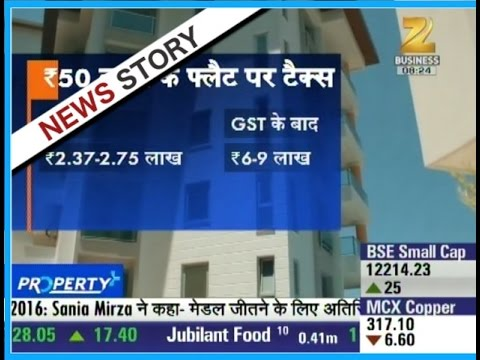 Property Plus - GST's effect on real estate