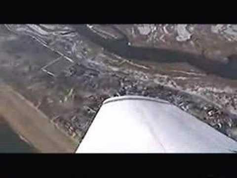 Flying the Plane over Plum Island