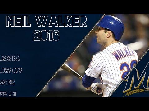Neil Walker 2016 Highlights