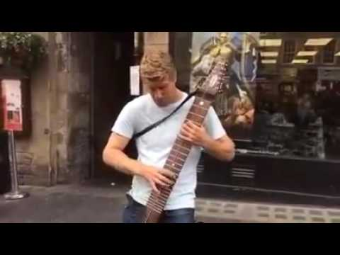deep chill out strange musical amazing guy plays extremely rare instrument cant stop listening