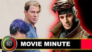 Channing Tatum Upcoming Movies - Gambit 2016, Hail Caesar, 23 Jump Street - Beyond The Trailer