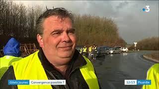 Gilets jaunes, Acte IV : le point sur la mobilisation en Picardie