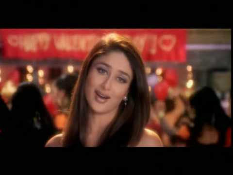 Sanjana I Love You Hrithik Roshan Kareena Kapoor Main Prem